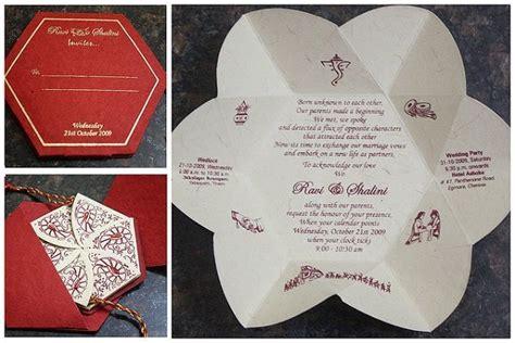 Wedding Invitation Cards Creative by 31 Creative Wedding Invitation Cards That Deserve A Thumbs Up
