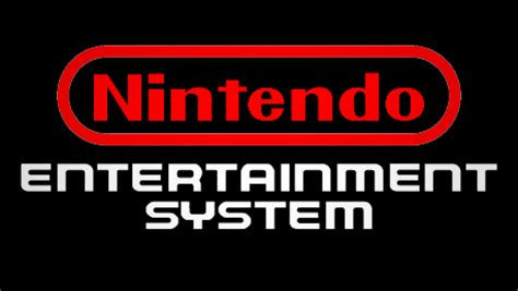 NES Logo (What if?) by LevelInfinitum on DeviantArt