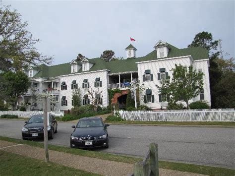 bed and breakfast outer banks nc front of the inn picture of roanoke island inn manteo
