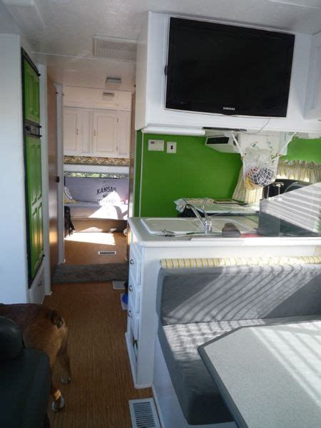 rv renovation ideas interior rv renovation on a 1999 jayco designer class c