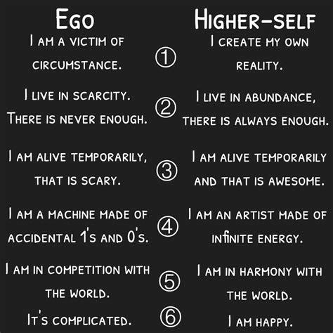 Self Ego the struggle ego vs self simplicity