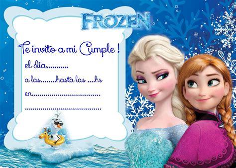 imagenes de feliz cumpleaños hermana frozen invitaciones de frozen buscar con google cumplea 241 os