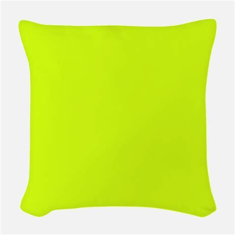 Neon Pillow by Neon Yellow Pillows Neon Yellow Throw Pillows