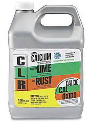 Clr For Dishwasher Cleaning Clr 174 Calcium Lime And Rust Remover 1 Gallon S 18419 Uline