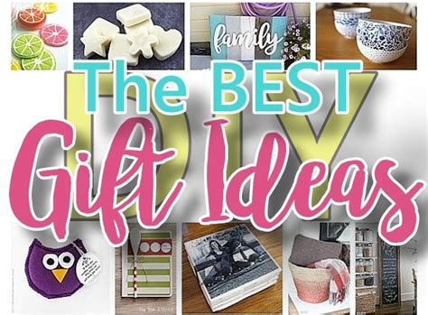 diy projects for gifts the best do it yourself gifts clever and unique diy