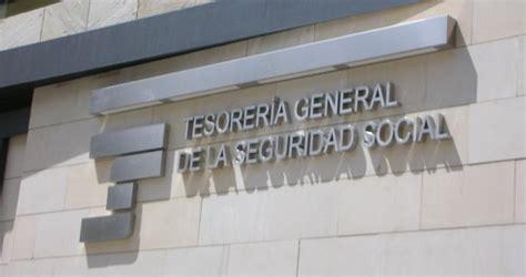 oficina de la tesoreria de la seguridad social la seguridad social pondr 225 cara a 1 100 empresas morosas