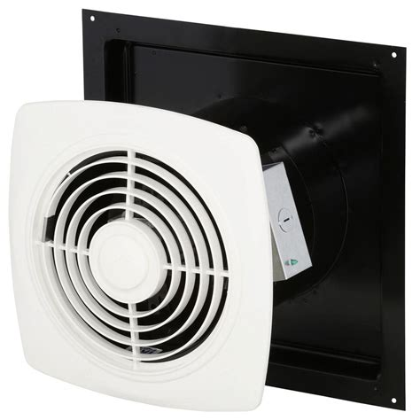 broan exhaust fan installation broan 250 cfm wall chain operated exhaust fan 507 the