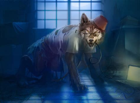 wallpaper abyss werewolf werewolf wallpaper and background 1280x945 id 341722