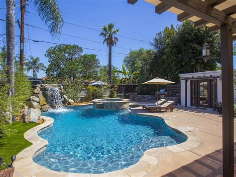 dream backyards with pools spanish charm with dream backyard pool vrbo