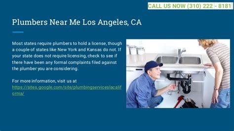 Plumbing Contractors Los Angeles Ca by Best Plumbing Los Angeles Ca