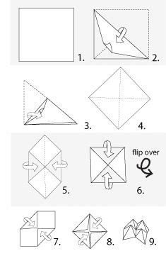 How To Make Fingers Out Of Paper - 1000 ideas about paper fortune teller on