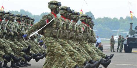 film boboho tentara bahasa indonesia menhan targetkan 2 tahun militer indonesia bakal garang