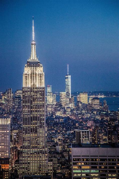 Empire Of Freedom freedom tower and empire state building freedom tower