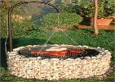 feuerstelle bausatz gabionen in form steink 246 rbe als kr 228 uterschnecke