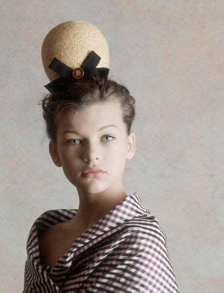 milla jovovich child model 190 best images about milla jovovich early years mostly on