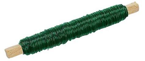 kerzenhalter grün wickeldraht gr 195 188 n lackiert zum basteln