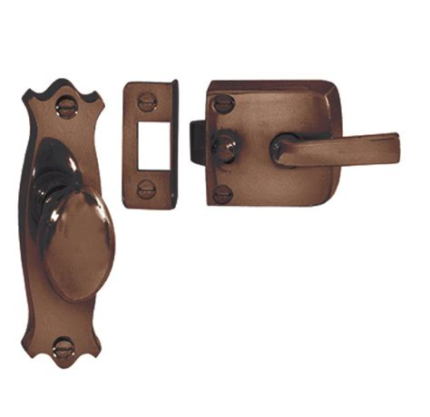 Door Knob Latch Assembly by Delf Screen Door Latch Assembly 8451fb Fancy Knob