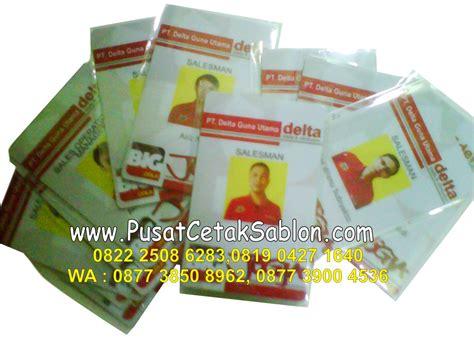 Kain Spunbond Jember jasa cetak id card murah pusat cetak sablon merchandise