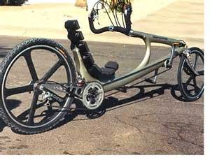 Design Your Own Home Perth a solar powered carbon fiber recumbent bicycle you build