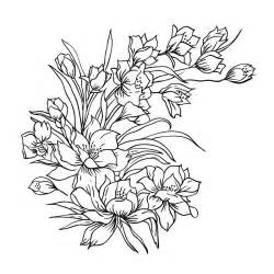 Glass Painting Flower Designs Drawings Sketch Coloring Page sketch template