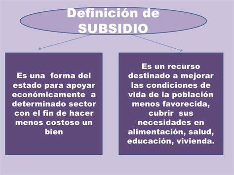 requisitos para un subsidio de vivienda con la secretaria pobreza y politica de subsidio