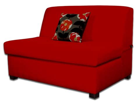 armless single sleeper sofa brisbane armless single sofabed sofa bed specialists