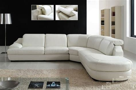 advanced adjustable italian leather living room furniture modern sectional sofas miami