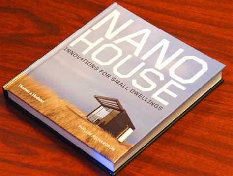 contemporary home design books book review nano house showcases contemporary micro home