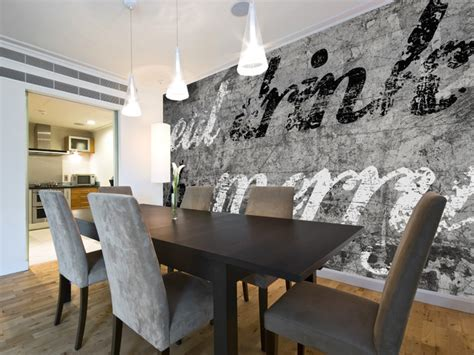 dining room wall murals eat drink be merry mural by murals your way