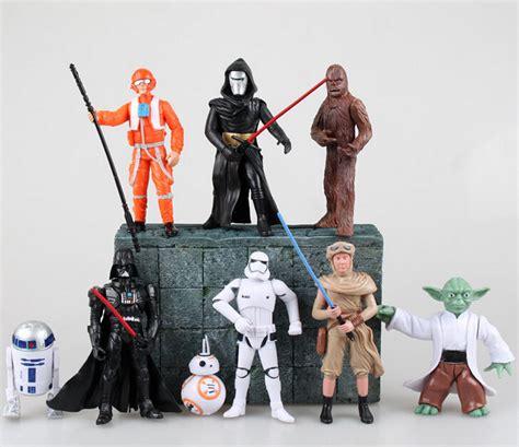 Figure Trooper Wars wars figures 8pcs set wars darth vader