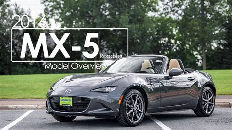 what is mazda 2016 mazda mx 5 roadster review test drive youtube