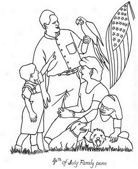 family day coloring page family members colouring imagui