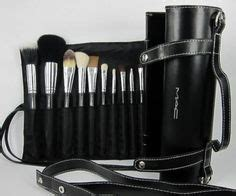 Mac Brush Set 7 Pcs Kosmetik Make Up Kuas Travel Dompet 2 1000 images about mac makeup brushes on mac brushes mac makeup brushes and mac