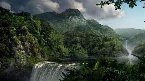 Jungle Landscape Pictures Hd Jungle Wallpapers Landscape Wallpapers Hd Wallpapers