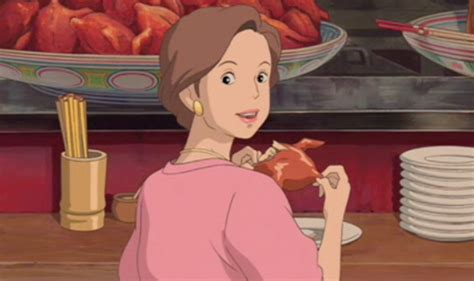 anime film where parents turn into pigs ichiyūko ogino spirited away wiki fandom powered by wikia