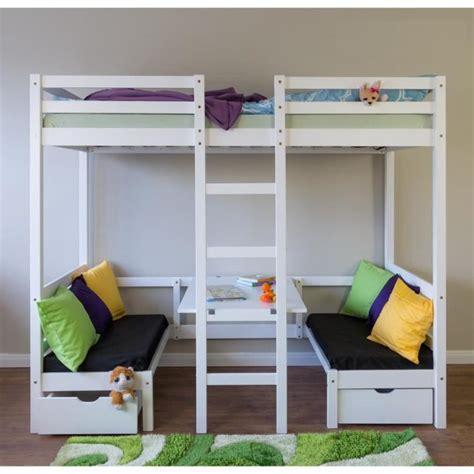 Fabriquer Un Lit 2 Places by Fabriquer Un Lit Mezzanine 2 Places Beau Mezzanine