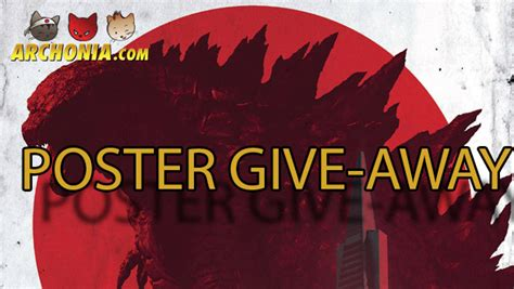 Imax Poster Giveaway - archonia com all things comics anime and manga sci fi and fantasy godzilla