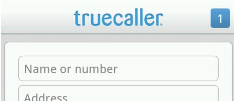Find S Numbers By Name For Free Technology Dwell How To Find Name From A Phone Number For Free Truecaller App