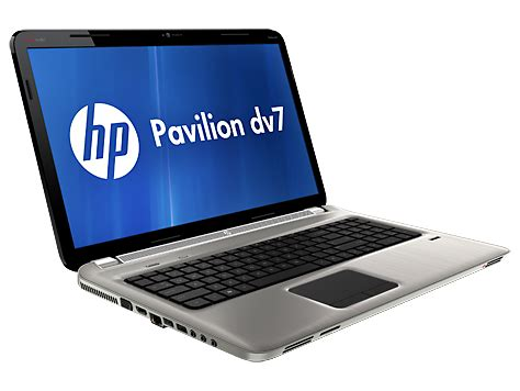 hp pavilion dv7 6c52ea entertainment notebook pc(a8p29ea