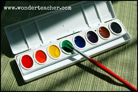 6 tips for managing watercolor painting in the classroom wonderteacher