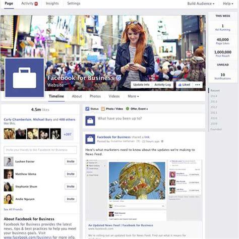video op layout facebook update layout van pagina s op desktop