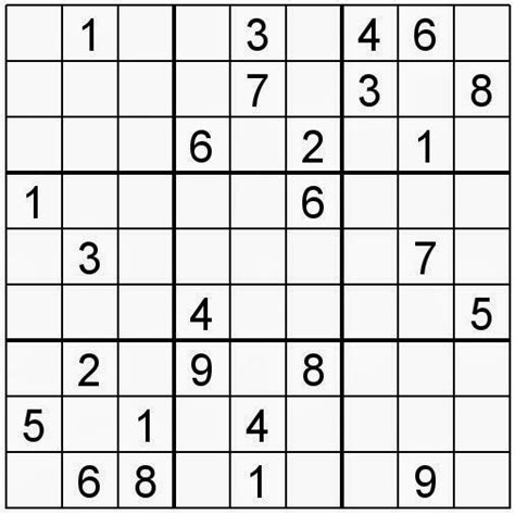 free printable word search and sudokus sudoku 33 sudoku