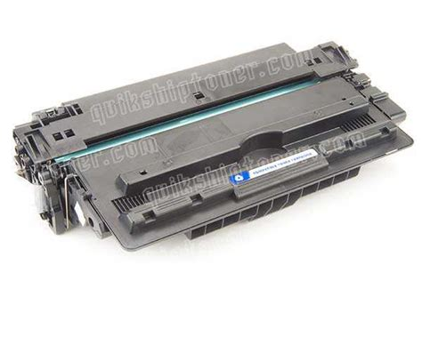 Toner Laserjet 16a hp part q7516a toner cartridge hp 16a 12000 pages