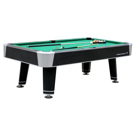 sportcraft 7 5 belden billiard table w table tennis top