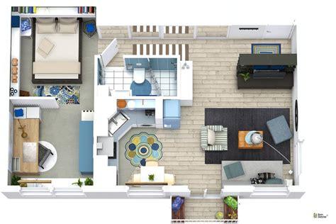 schöner wohnen einrichtungsplaner grundriss idee schlafzimmer