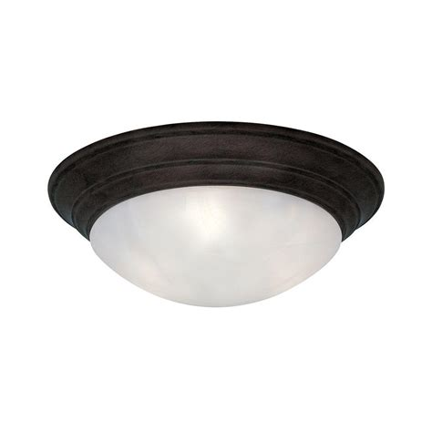Flushmount Lights Ceiling Lights The Home Depot Home Depot Flush Ceiling Lights