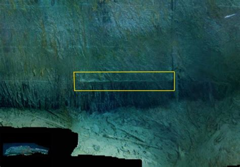 titanic boat switch ship s name on the wreck was i just noticed this