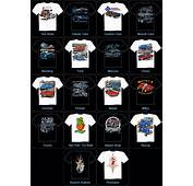 Wrench Wear  Hundreds Of Muscle Car T Shirt Hot Rod
