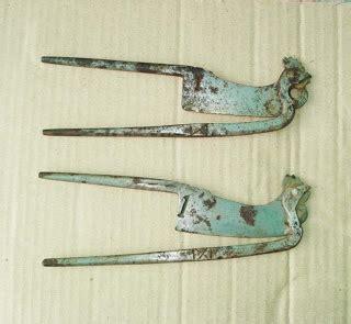 Pancawarna Motif Unik Mirip Kepala Burung Ayam djadoel antik pisau kacip buah pinang 4 dan 5