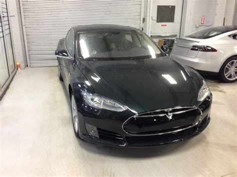 Tesla Model S Delivery 2013 Tesla Model S Ready For Delivery So Yet So Far